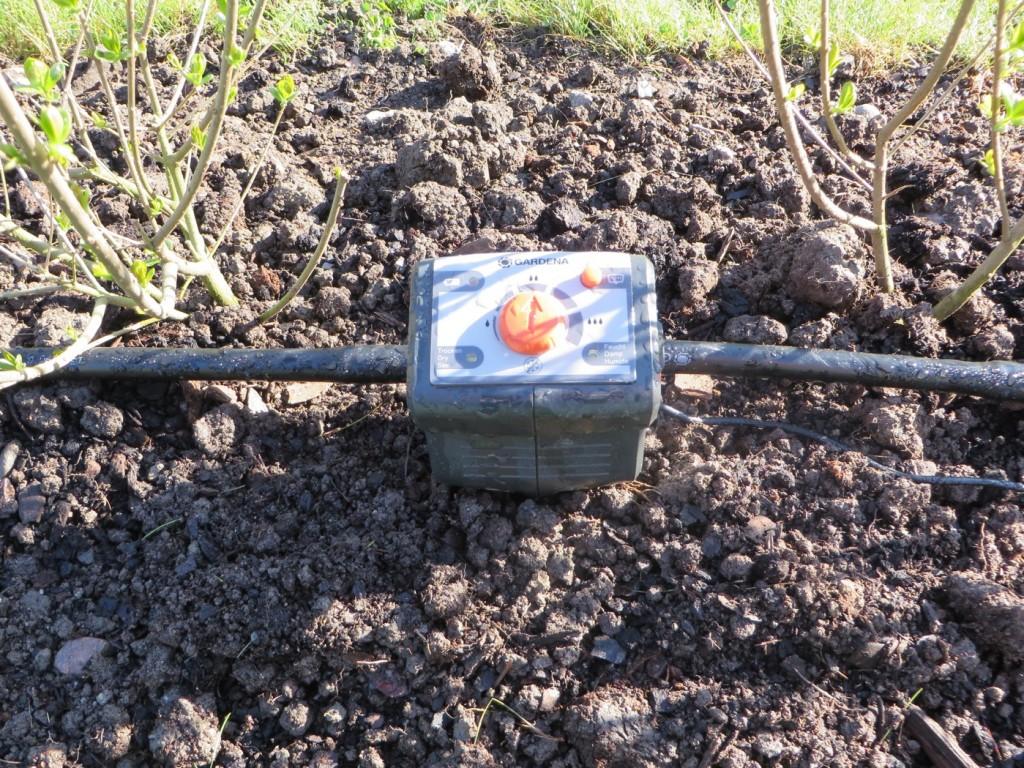 Gardena jordfuktighetsgivare