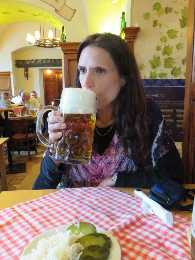 En STOOOR öl!