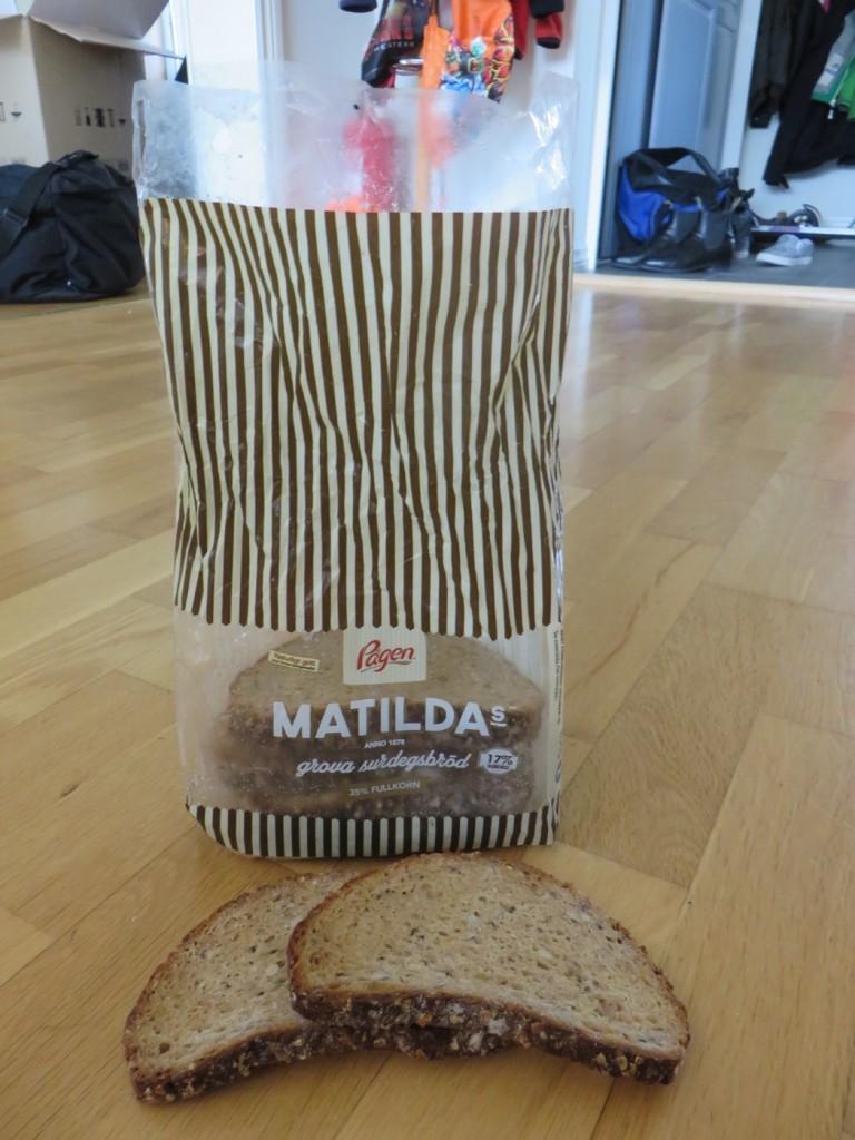 Nyttigt och gott bröd från Pågen.