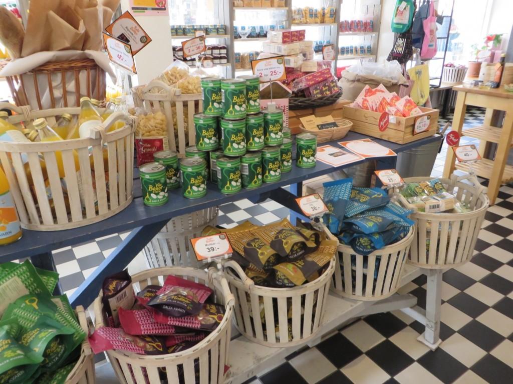 Saltå Kvarns butik på Södermalm i Stockholm