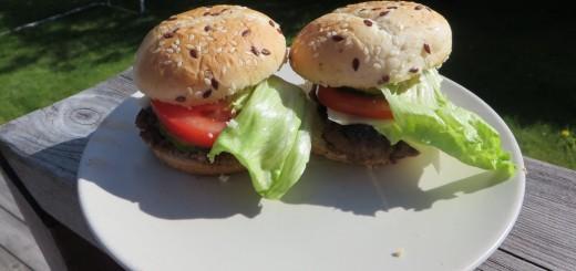 Sliders, dvs hamburgare i miniformat