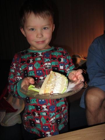 Gustaf 5 år