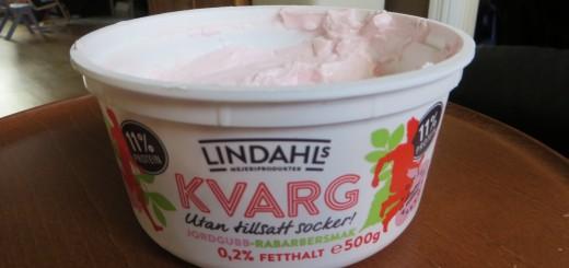 Önskesmak på kvarg utan tillsatt socker