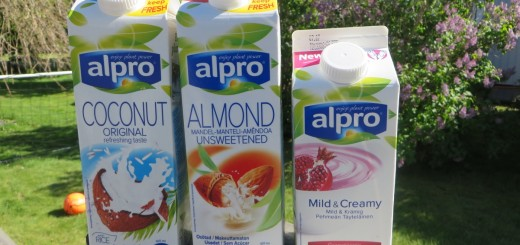 Hitta balans i livet med produkter från Alpro!