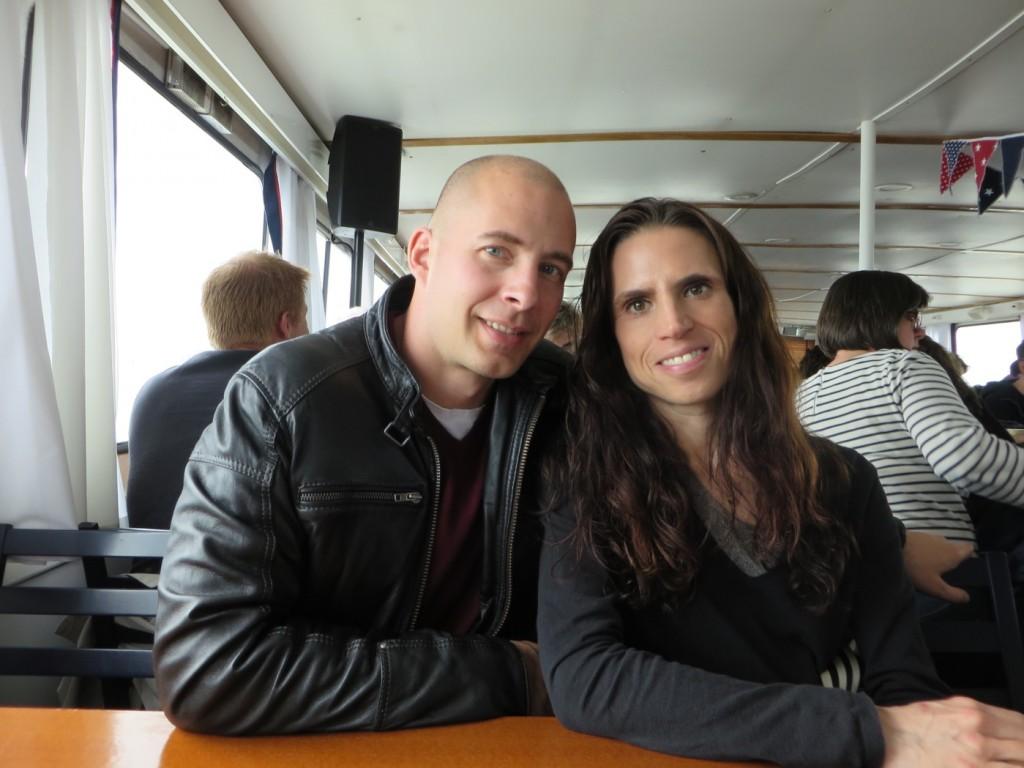 Jag och Mattias!