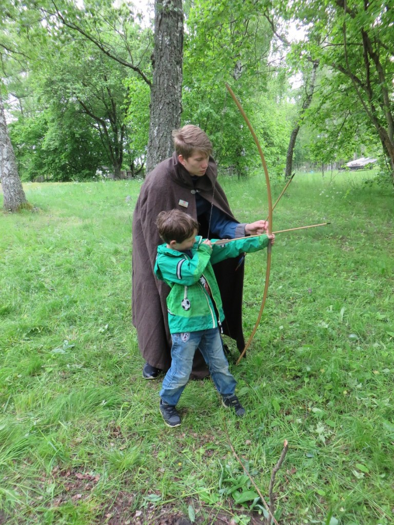 Robin Hood??