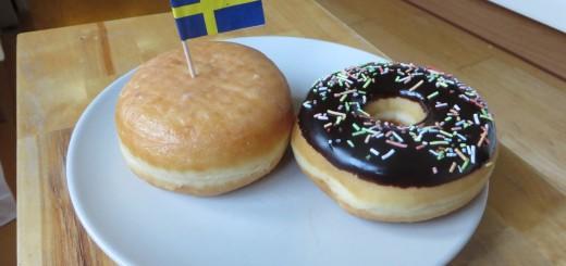 Munkar från Dunkin Donuts!