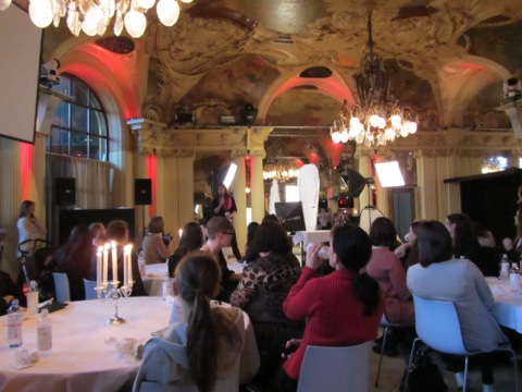 Katarina på Loppi hälsar välkomna till Blog Jam Session