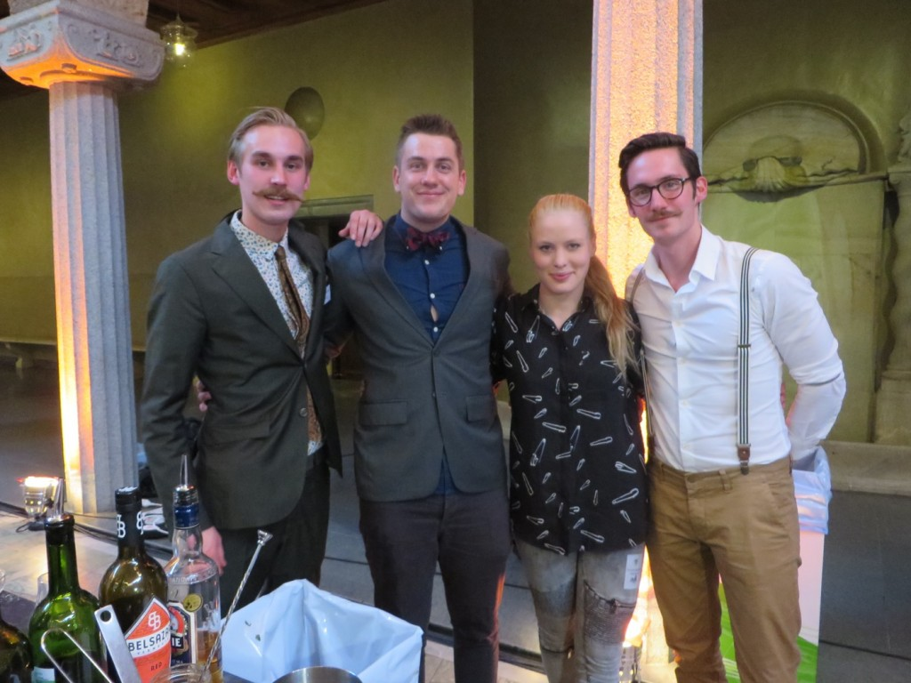 4 av de 5 cocktailfinalisterna!