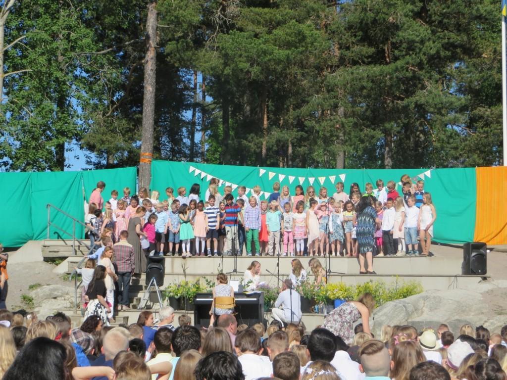 Skolavslutning 2015, Gustaf