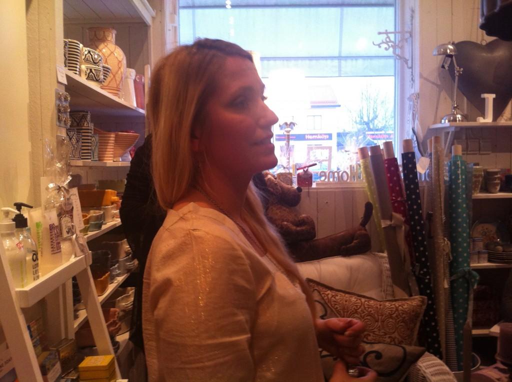 Karin, ägare till OmBonat