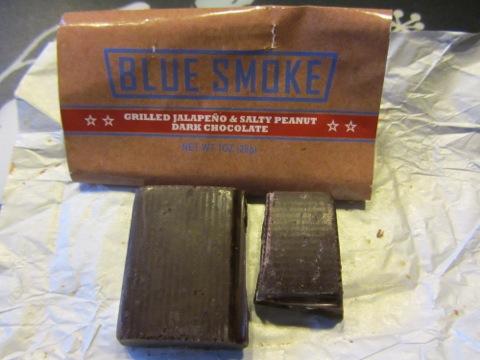 Choklad från Blue Smoke