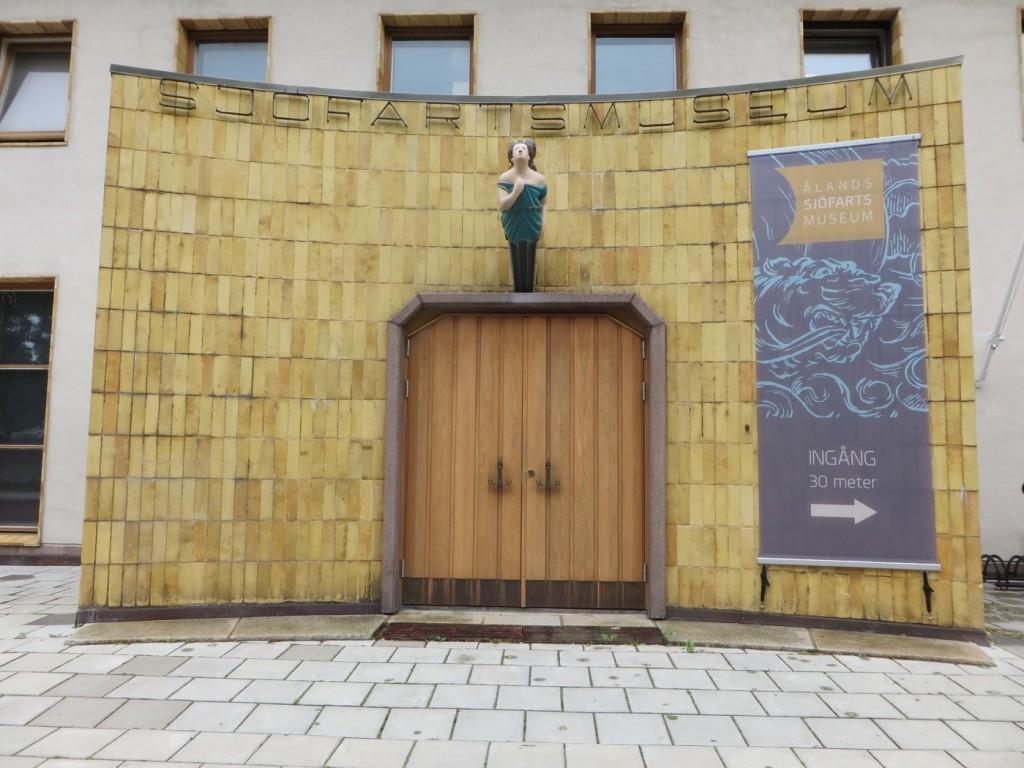 Ålands Sjöfartsmuseum.