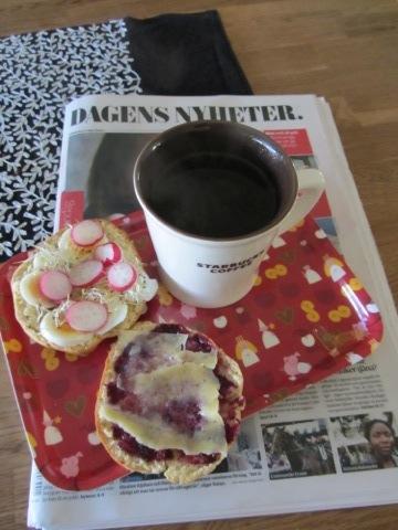 Mors dag-frukost