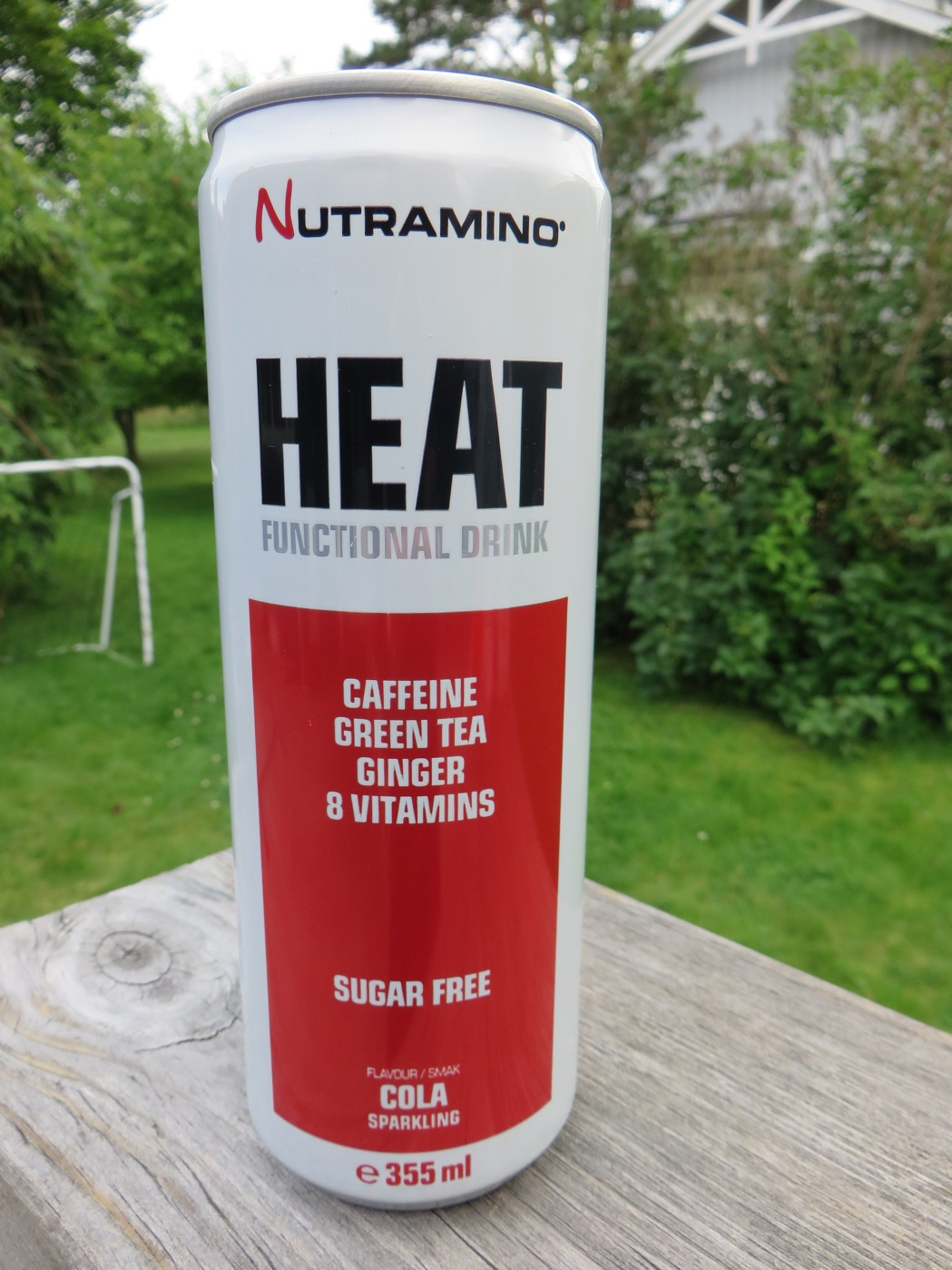 nutramino heat cola
