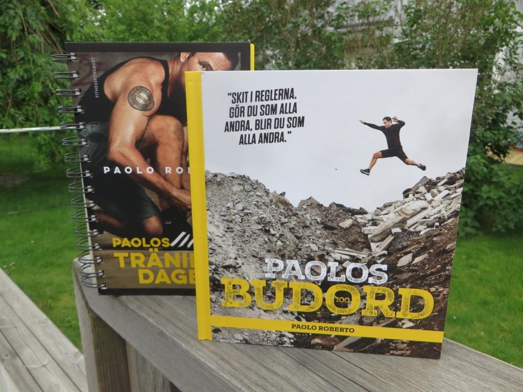 Nya böcker från Paolo Roberto.