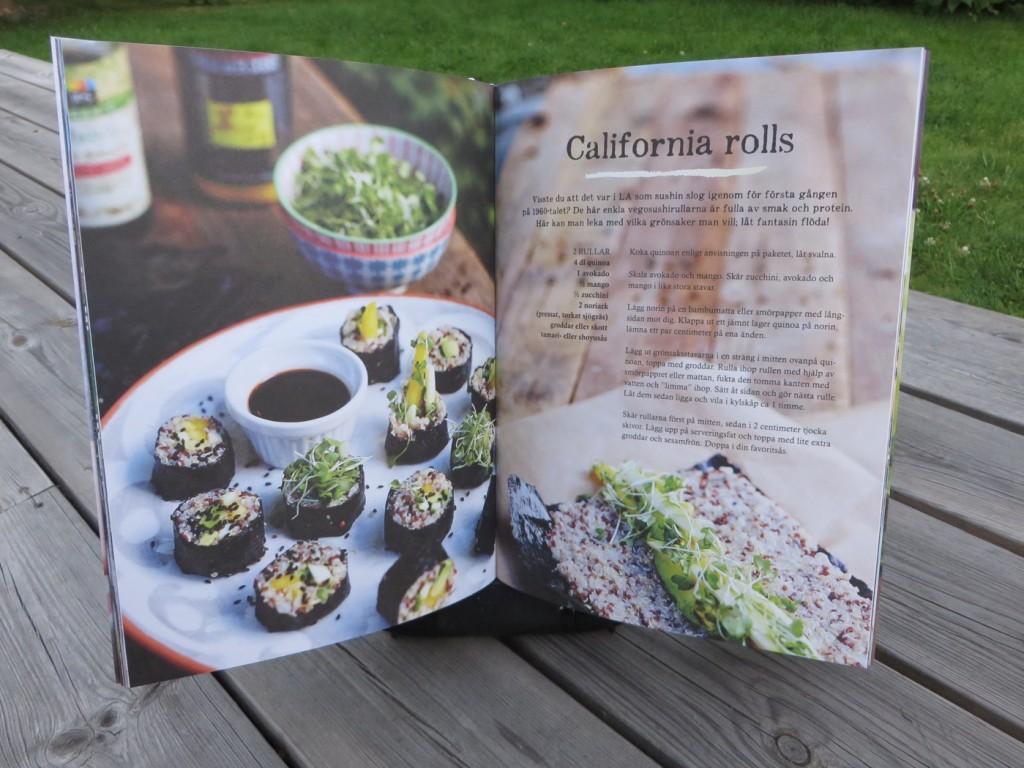 California rolls.