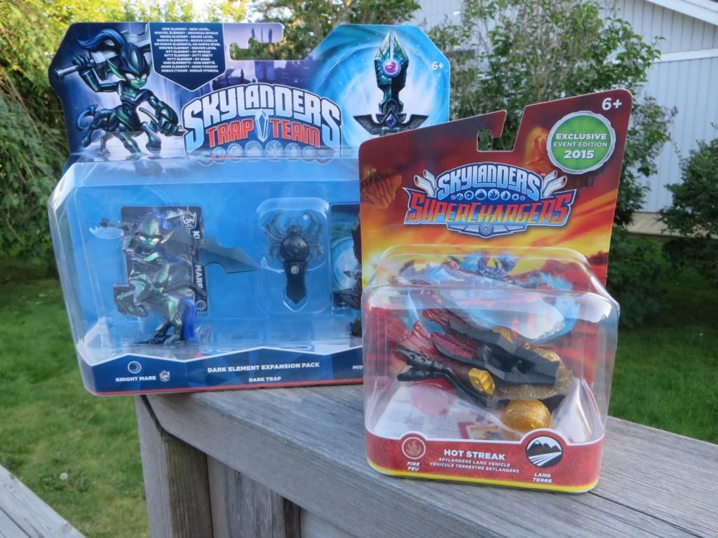 Snart lanseras Skylanders: SuperChargers.