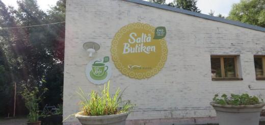 Saltå Kvarn café, bageri, kvarn och affär i Järna.