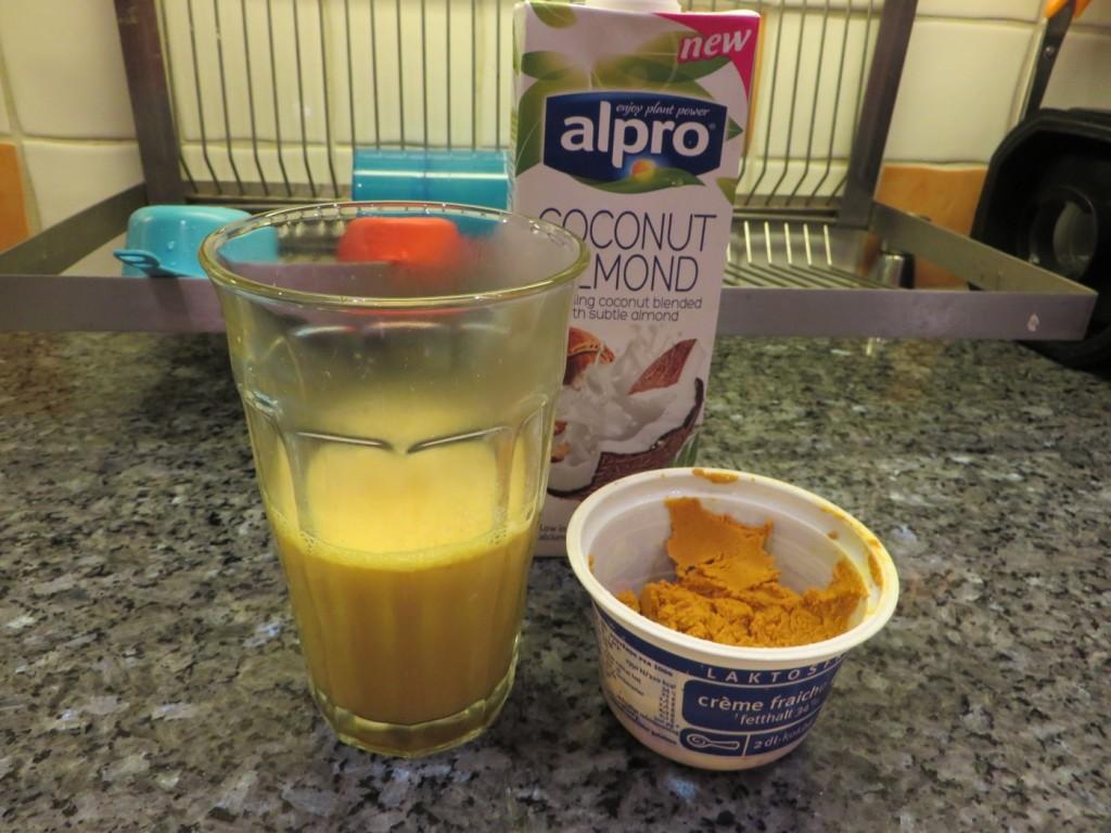 Golden milk den nya hälsotrenden