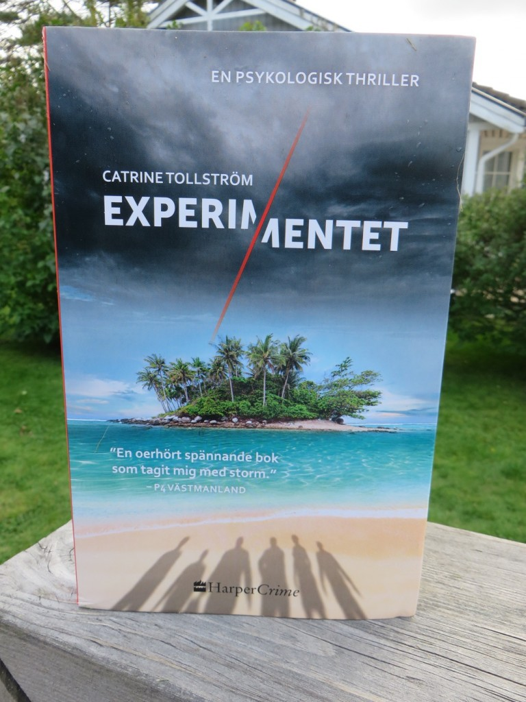 Catrine Tollströms psykologiska thriller Experimentet