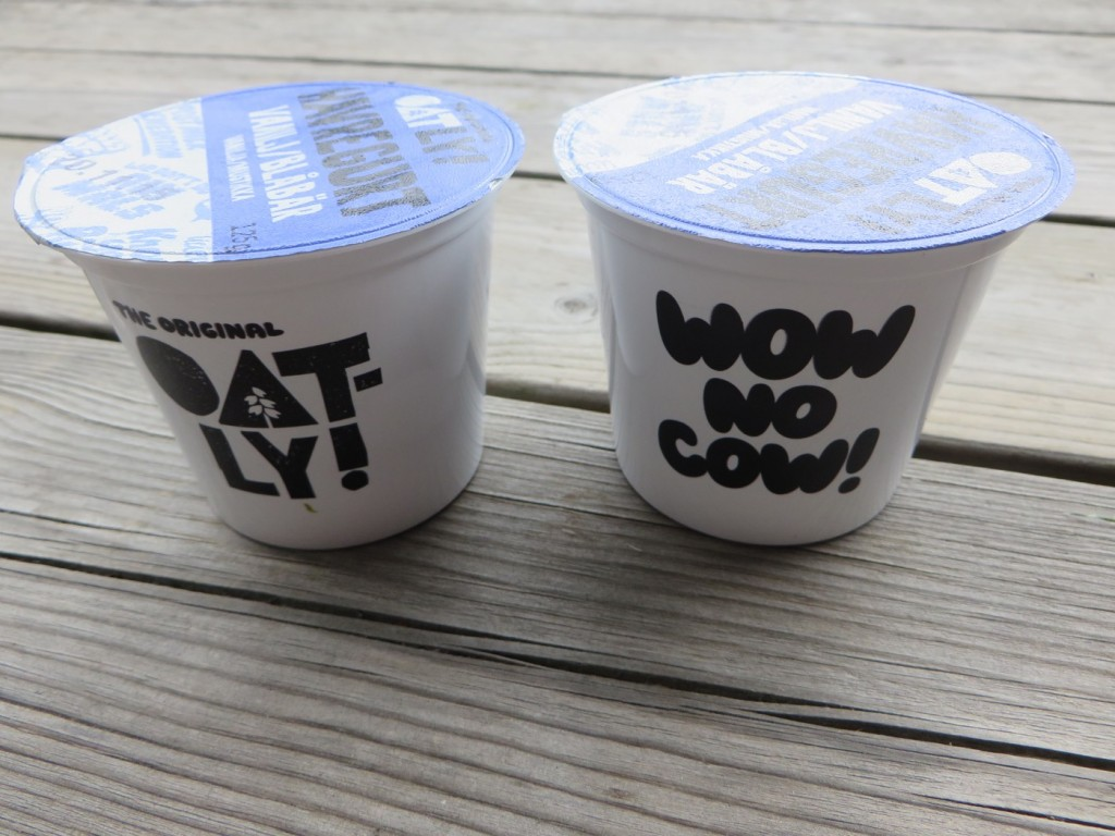 Oatly Wow no cow!