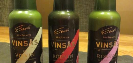 Erik Lallerstedt lanserar vinsåser.