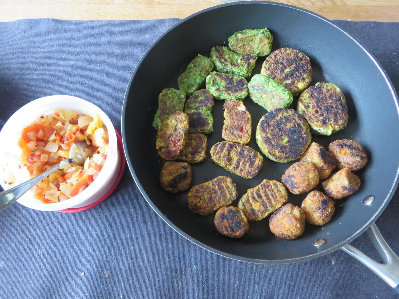 fräsch vegetarisk mat