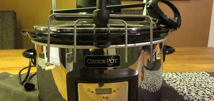 Äntligen en Crock-Pot med automatisk omrörningsfunktion
