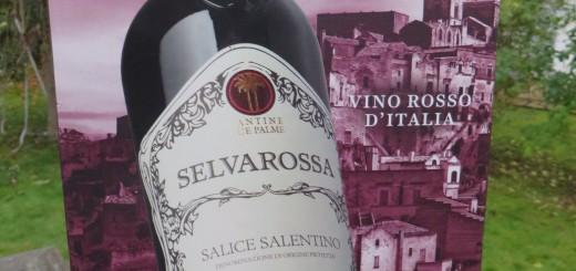 Selvarossa Salice Salentino 2012