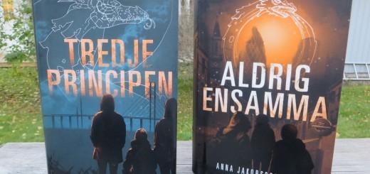 Tredje principen och Aldrig Ensamma av Anna Jakobsson Lund