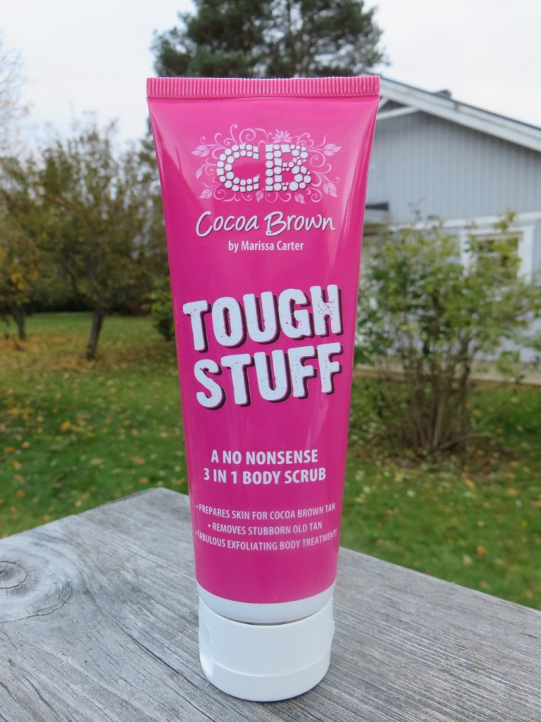 Tough Stuff 3 in 1 Body Scrubis