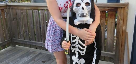 Skelettet och Anabelle