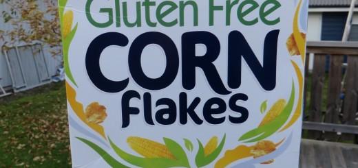 Glutenfria cornflakes från Nestlé