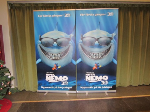 Hitta Nemo 3D