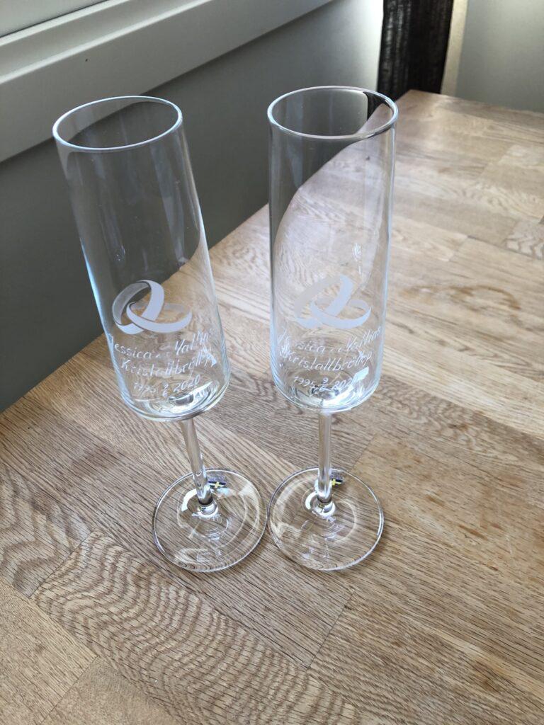 Helt underbara glas!