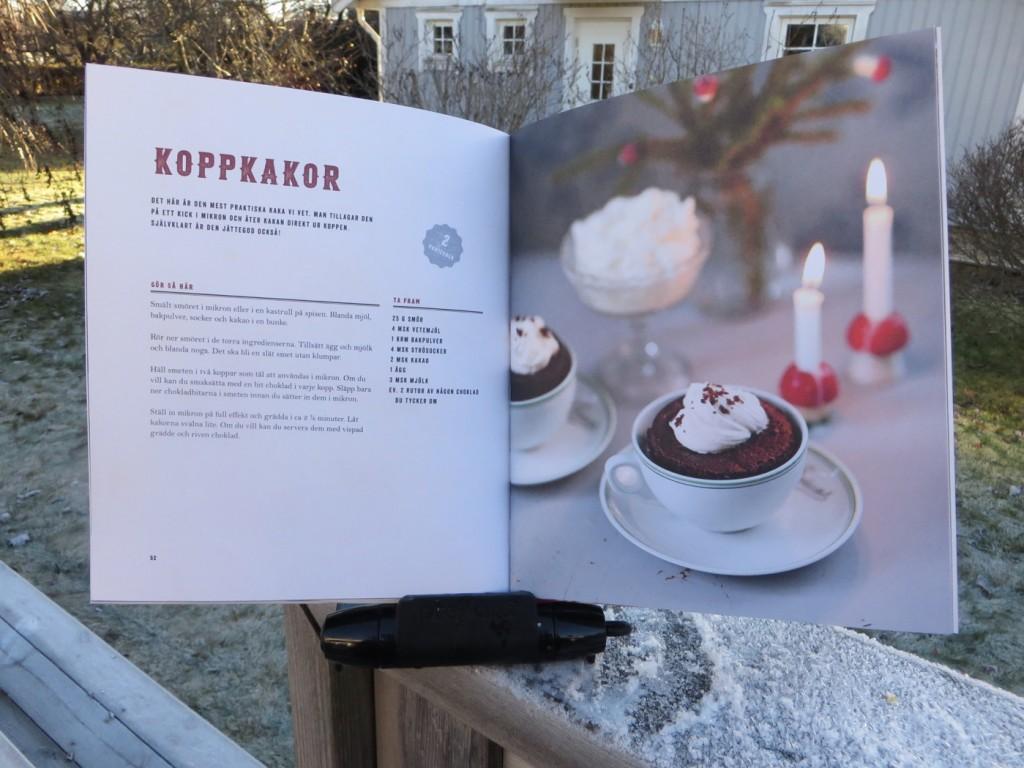 Mer modernt recept på Koppkaka.