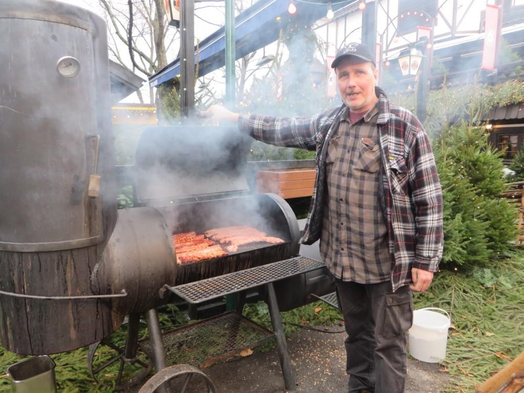 Rökning och grillning av norrländskt viltkött och fisk, Upplev Tyrols Vilda julbord