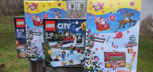 Barnens adventskalendrar 2015