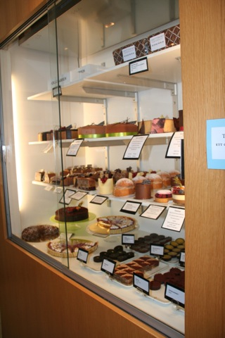 Goda bakelser på Chokladfabriken