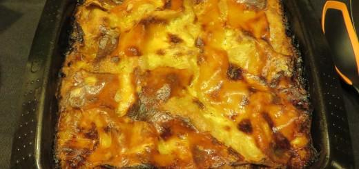 Nyttig och god lasagne