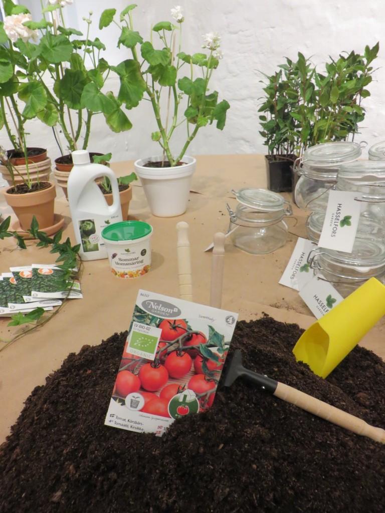 Ekologiskt kretslopp med Hasselfors Gardens naturliga produkter