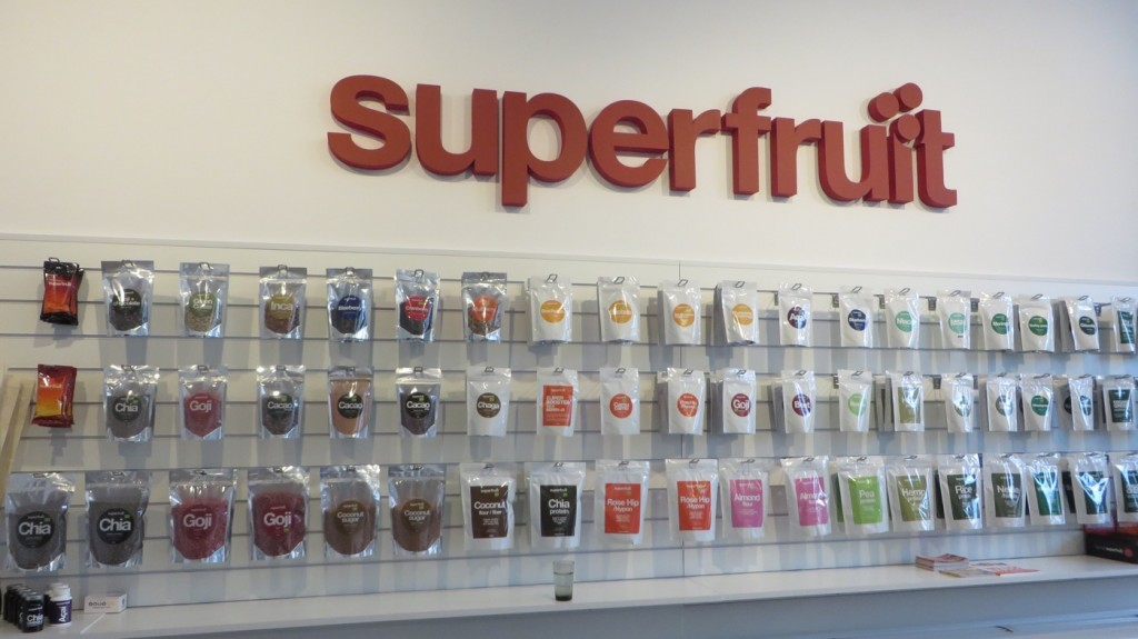 Superfruit har ett riktigt stort och brett urval av bra produkter