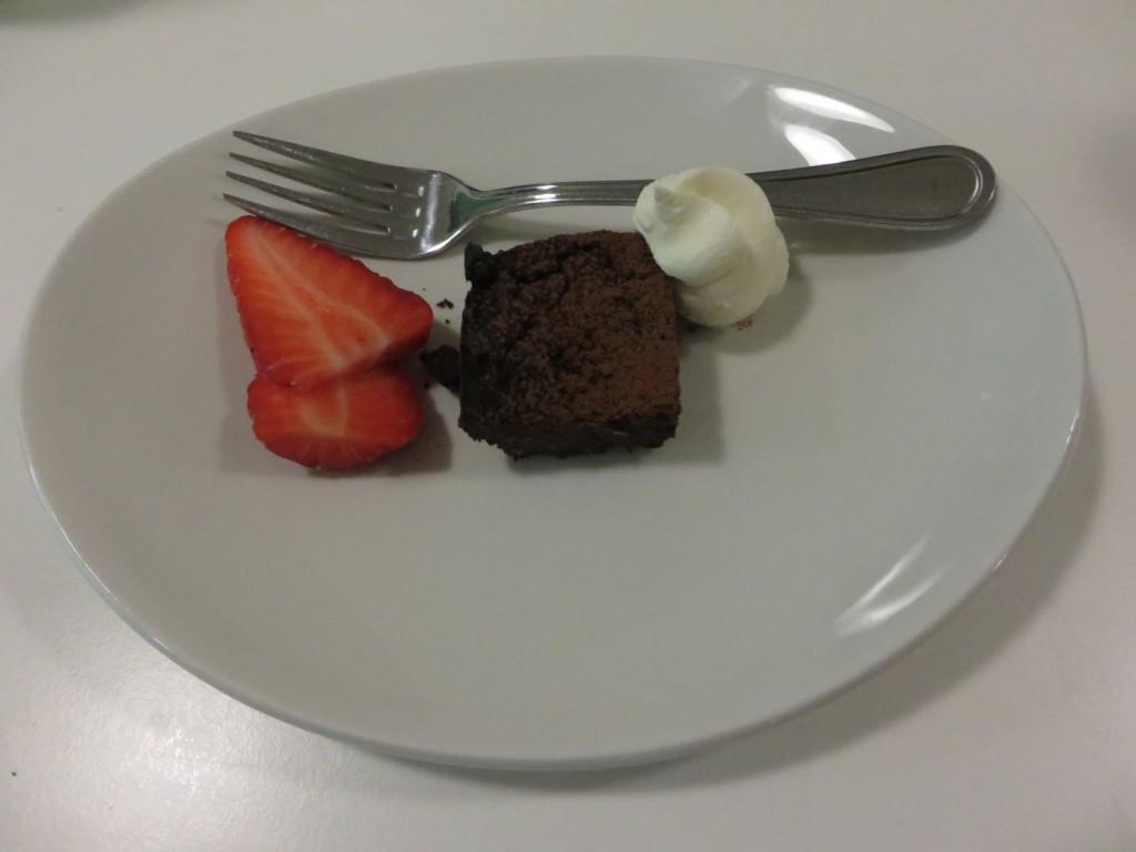 Gudomlig chokladkaka