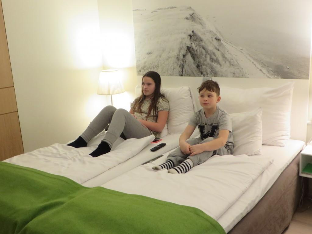 Hotellweekend dubbelt upp