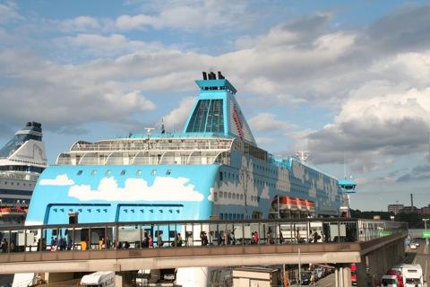 Silja Galaxy, partybåten nummer ett på Östersjön
