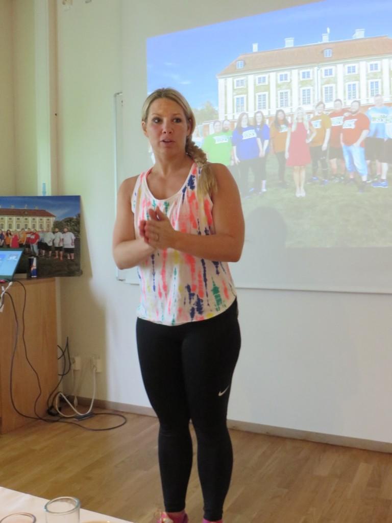 Anna berättar om sin resa tillbaka till en stark och frisk kropp