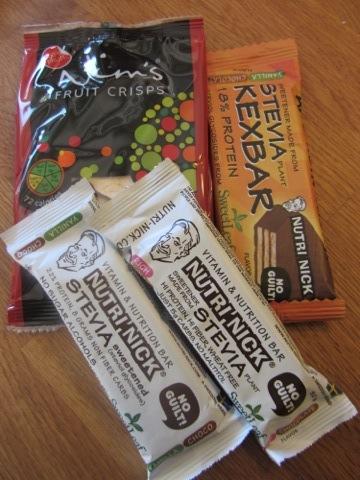 Spännande produkter från LUBfoods/Blackberry Distribution