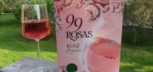 Ekologiskt rosévin till sommarens alla fester