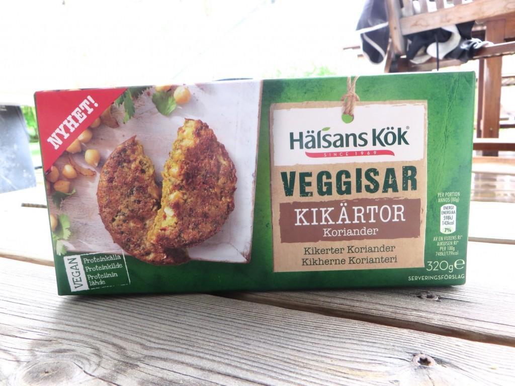 Veggisar Kikärtor